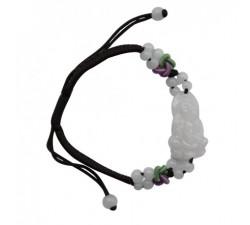 Bracelet bouddha Thaï en jade