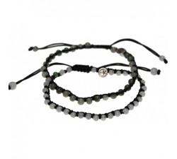Bracelet Deep en jade