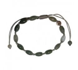 Bracelet Bambou en jade