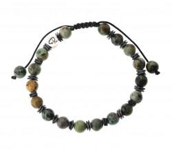 Bracelet Sensation - Turquoise Africaine et Hématite