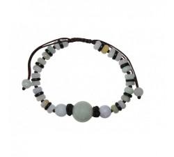 Bracelet Chawa en jade