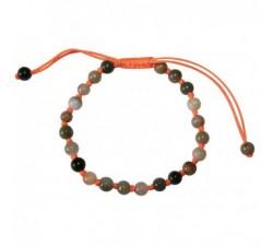 Bracelet New funk en jade.