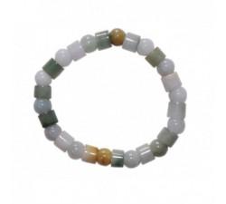 Bracelet Maya en jade