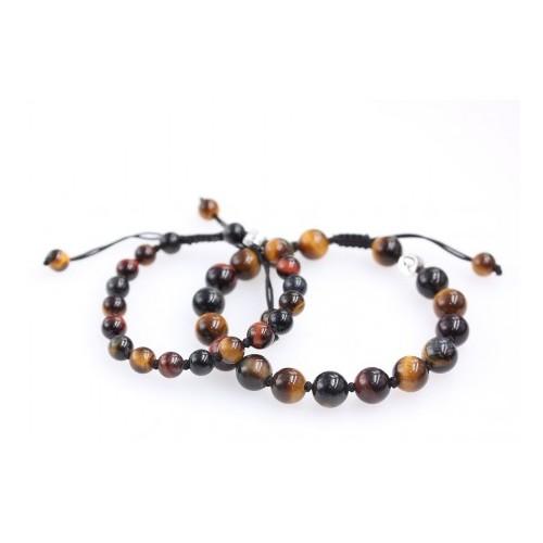 Bracelets de couple 3 Oeil