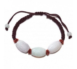 Bracelet Masculin en Jade