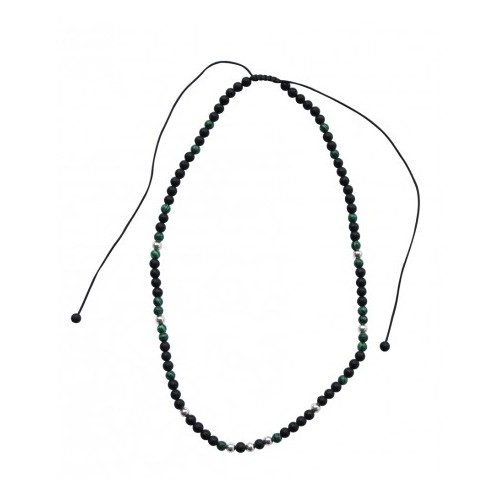 Collier Trinidad en Malachite