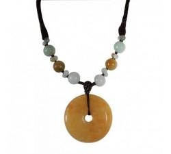Bracelet Peace en jade