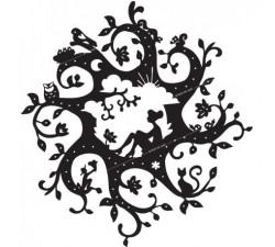 Porte Bijoux Fée clochette 50 cm