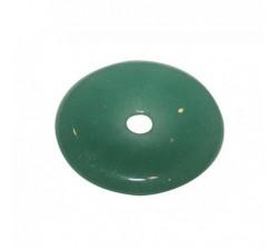 Disque de jade vert