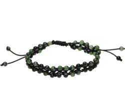 Bracelet Eternity en Jade