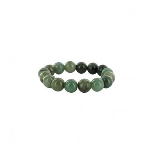 Bracelet tout jade vert