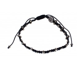 Bracelet simple en Pyrite