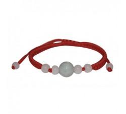Bracelet Vibration en jade