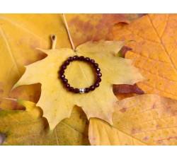 Bracelet design en Jade blanc