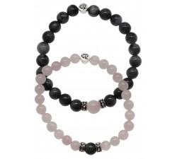 Bracelets de couple Link