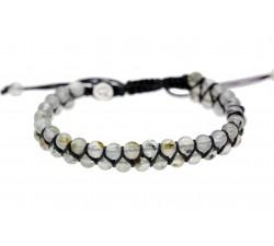 Bracelet en Prehnite