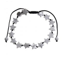 Bracelet Estrella en Howlite