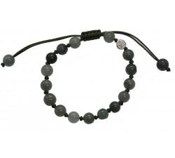Bracelet D'ailleurs en jade