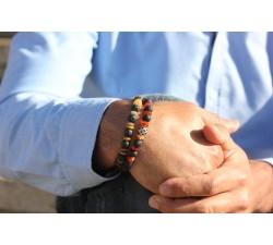 Bracelet Espoir en Lapiz Lazuli