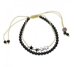 Bracelet divin en hématite