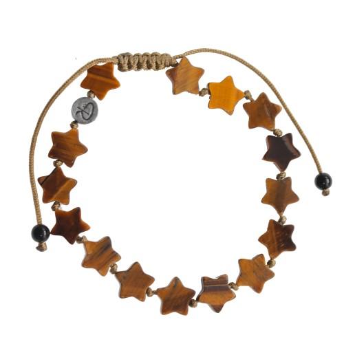 Bracelet Bing en Hématite