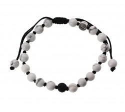 Box Bracelets Masculin Apatite Hématite