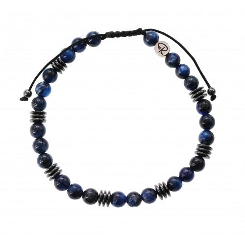 Bracelet Cortés en Cyanite
