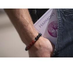 Bracelet Harmony en pierres - Numérologie