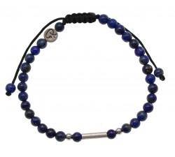 Bracelet Uriel - Lapis Lazuli et Argent 925