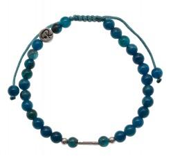 Bracelet Uriel - Apatite et Argent 925