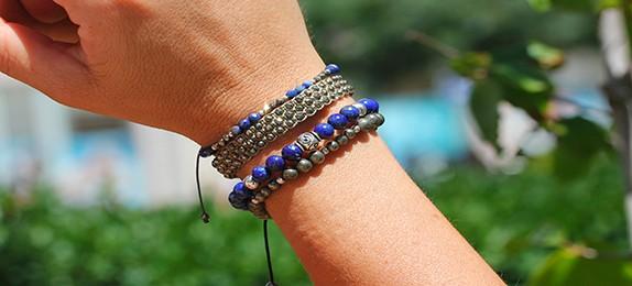 Bracelet femme Reve de Jade