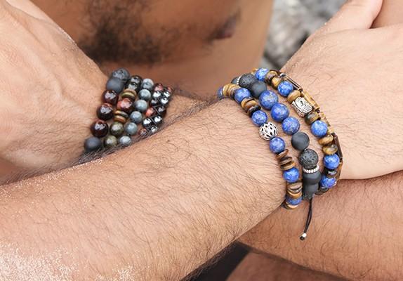 Bracelet homme Reve de Jade